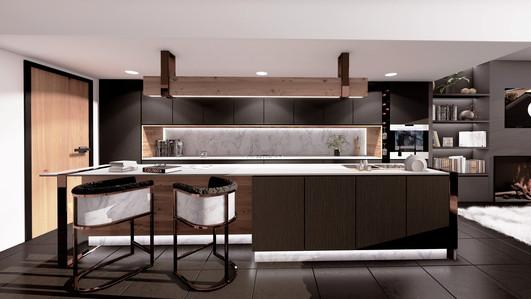 The Trinity Development | Kitchen