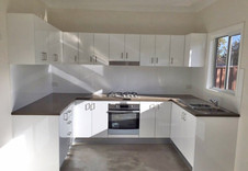 Minto |  Granny Flat New kitchen