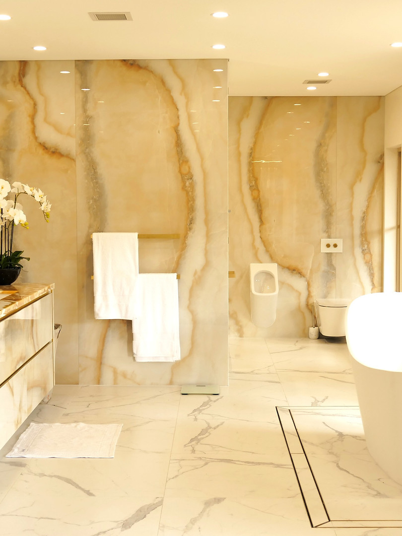 The Onyx Estate | Bathroom Interior Design