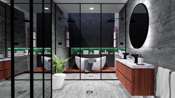 The Trinity Development | Bathroom