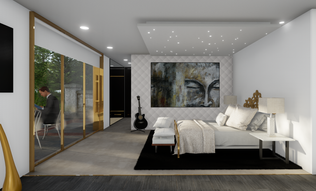 The Onyx Estate | Bedroom
