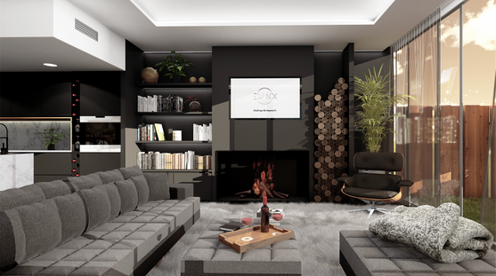 The Trinity Development | Living Area