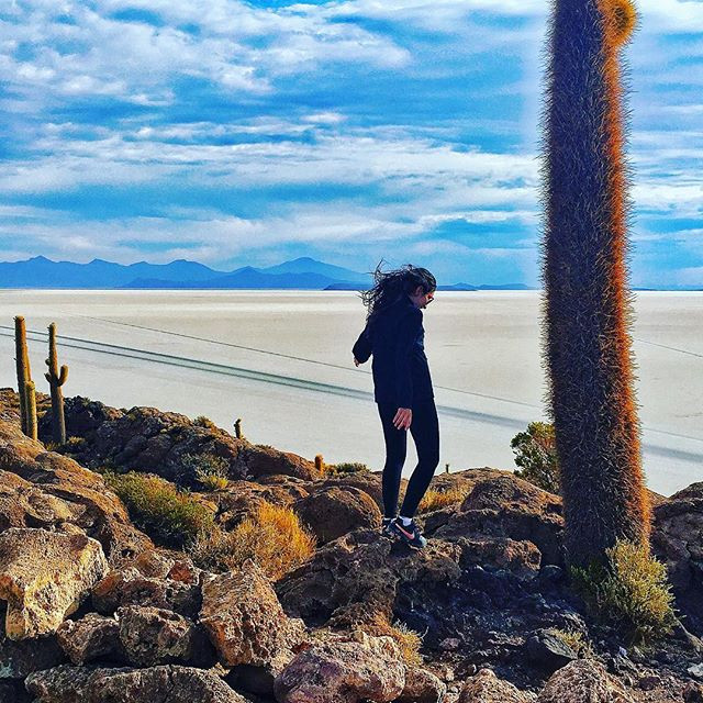 deserto sal ilha cactus salar uyuni bolivia Tassiana Vale D' Elboux @tassivale Tassi Vale