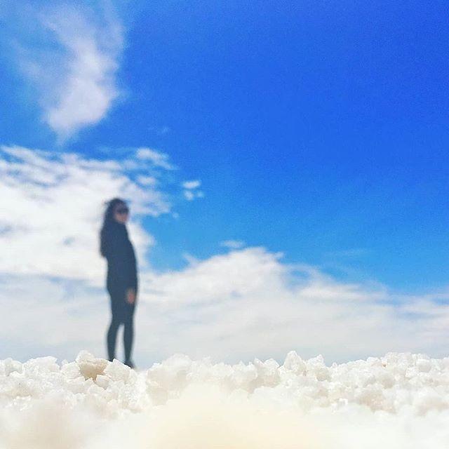deserto de sal bolivia salar uyuni mulher areia @tassivale Tassiana Vale D' Elboux Tassi Vale