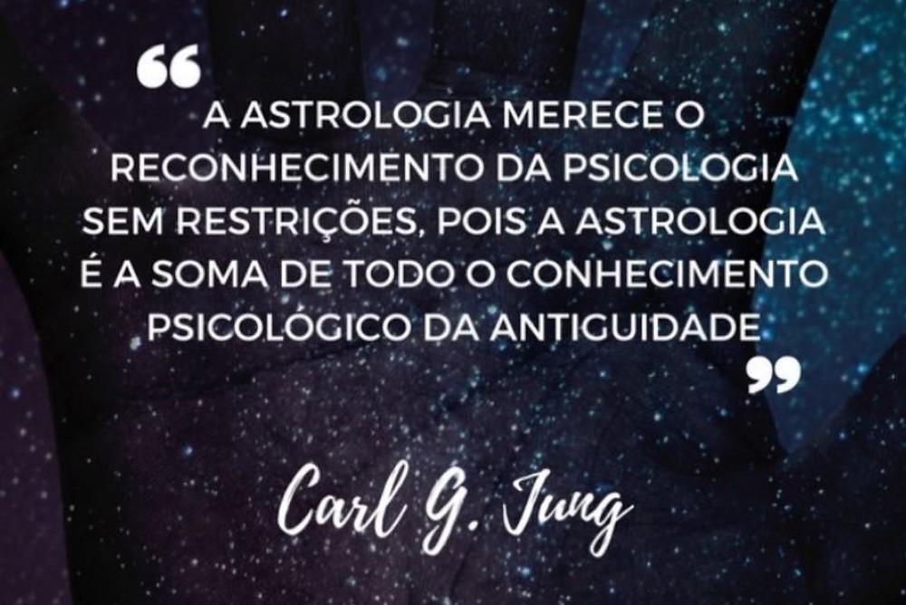 @tassivale Tassiana Vale D' Elboux Tassi Vale carl g jung a astrologia merece o reconhecimento da psicologia sem restrições, pois a astrologia é a soma de todo o conhecimento psicológico da antiguidade