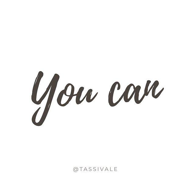 you can você pode @tassivale Tassiana Vale D' Elboux Tassi Vale