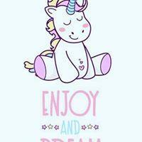 @tassivale Tassiana Vale D' Elboux Tassi Vale enjoy and dream unicorn