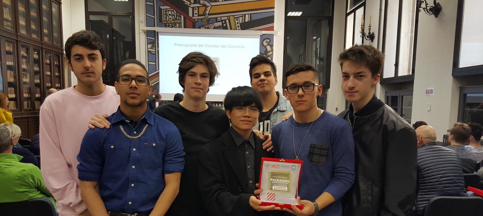 CLASSE III GRAFICO del prof. GIOVANNI LO