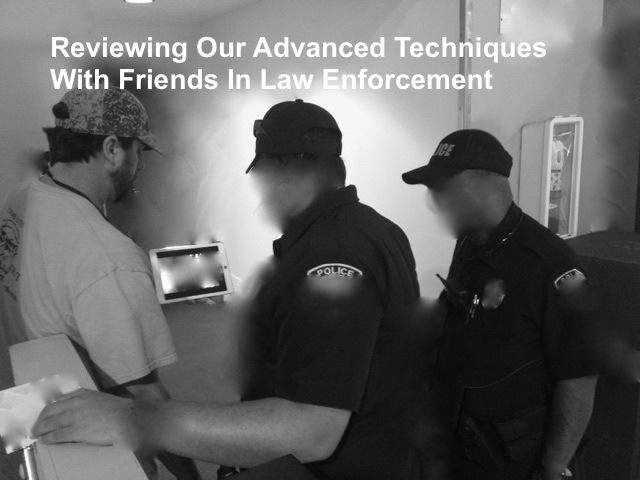 Instructing Law Enforcement