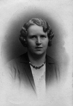Margit Bergersen (1904-1980)