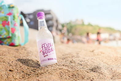 NYHET: Flux Soda uten sukker