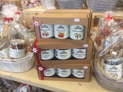 Flotte gavekurver fra Askim Frukt- og Bærpresseri