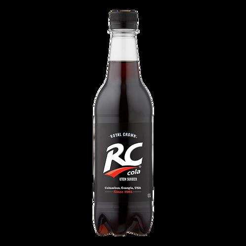 RC Cola uten sukker 0,5 l