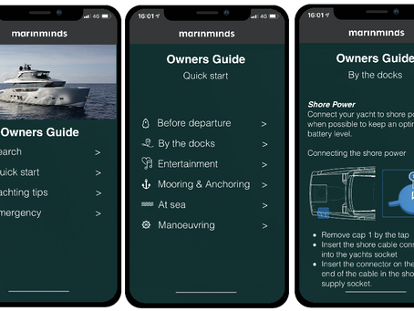 Kill the yacht owner's manual