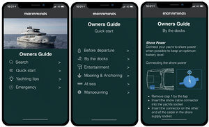 Owner's Guide App by Marinminds