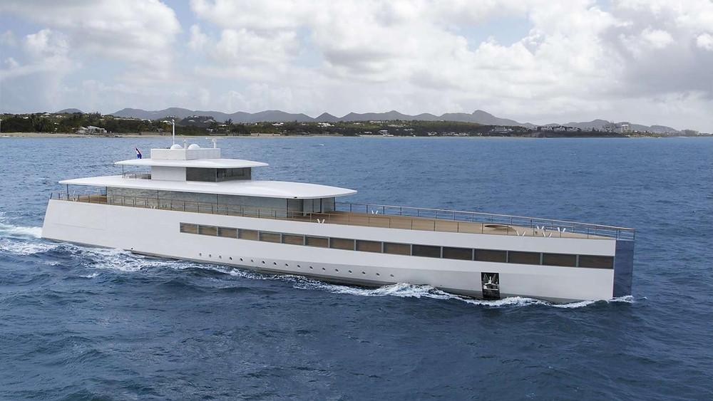 Yacht Venus