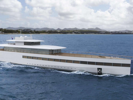 The iYacht: Why boaters love Steve Jobs yachting vision