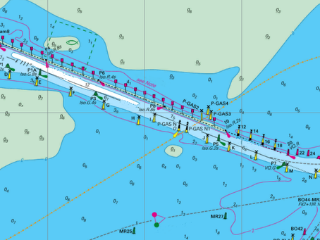 Digital Yacht Crew: the navigator