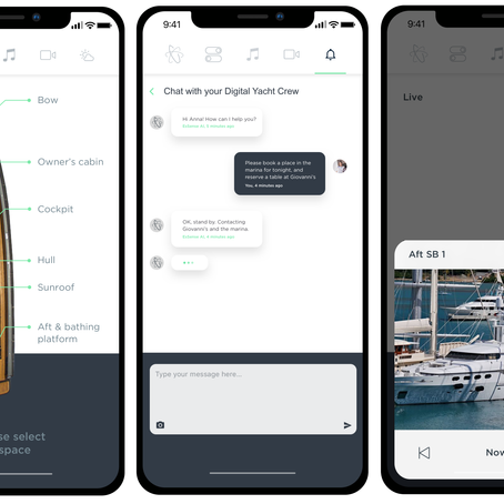 5 reasons why you need a connected mobile app to your yacht-- and the one reason why not