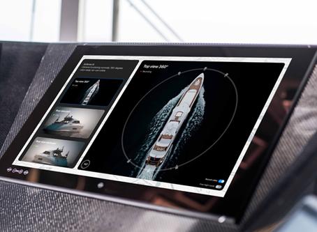 Yacht camera system