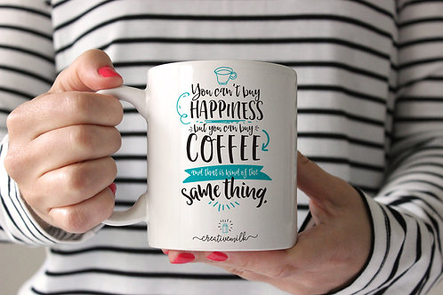 Coffee is Happiness!