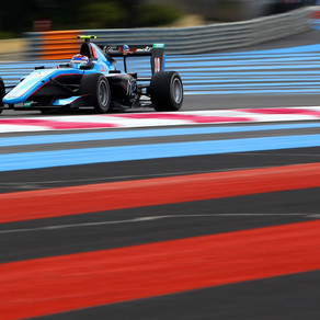 JM Correa adds points in second consecutive GP3 series weekend