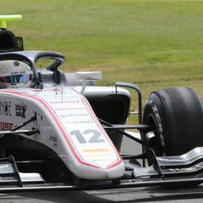 JUAN MANUEL CORREA SECURES INSIDE ROW SIX STARTING SPOT AT SILVERSTONE