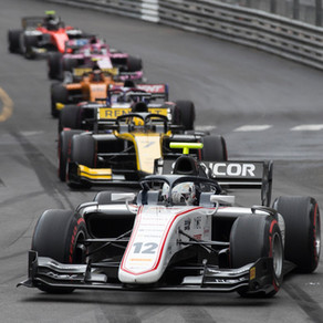 CORREA COMES FROM DEAD LAST TO P12 IN THE STREETS OF MONACO