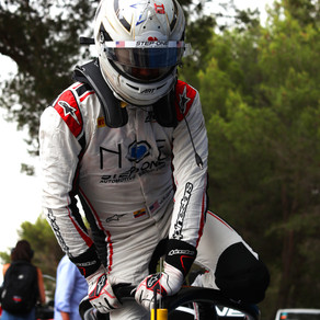 Juan Manuel Correa and Step One Automotive Group Add More Points in France