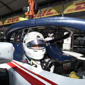 FIRST POINTS FOR JUAN MANUEL CORREA IN FIA FORMULA 2