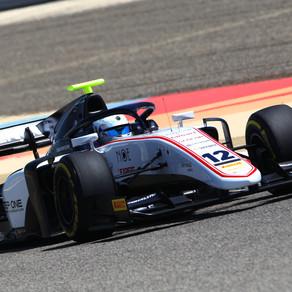FIA Formula 2 (Race 1): Victory of Latifi, Juan Manuel Correa 16º