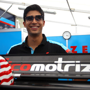 Juan Manuel Correa improves throughout first full season in GP3