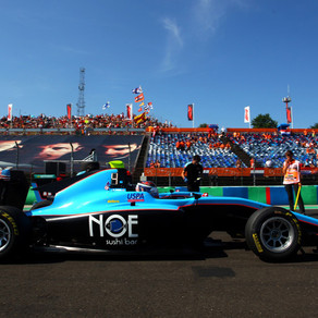 Correa scores double points at Hungaroring