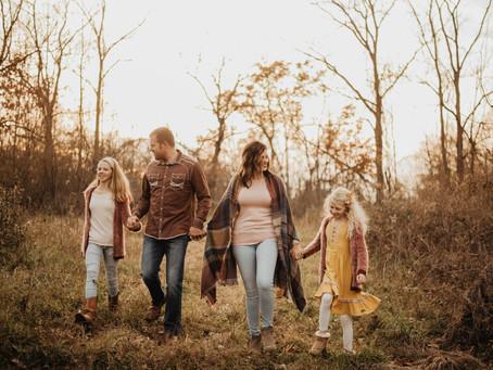 The Parker Family | Churubusco, IN