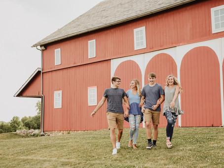 Burchett Siblings | Family | Fort Wayne, IN