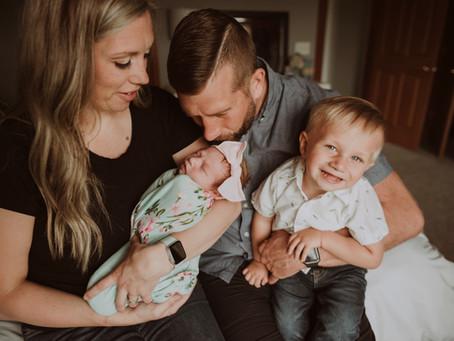 Baby Josie | Newborn