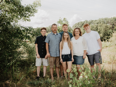 Warner's and Family | Fort Wayne, IN