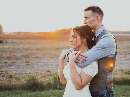Mr & Mrs Knox | Wedding