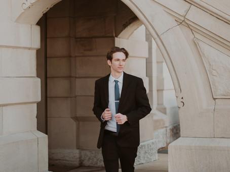 Caleb | Senior Photos