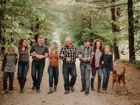 Garcia Family | CC, IN