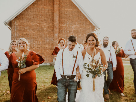 Mr & Mrs Baxter | Albion, IN