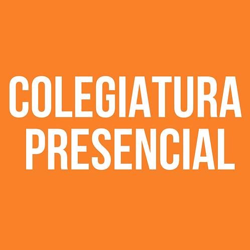 COLEGIATURA PRESENCIAL