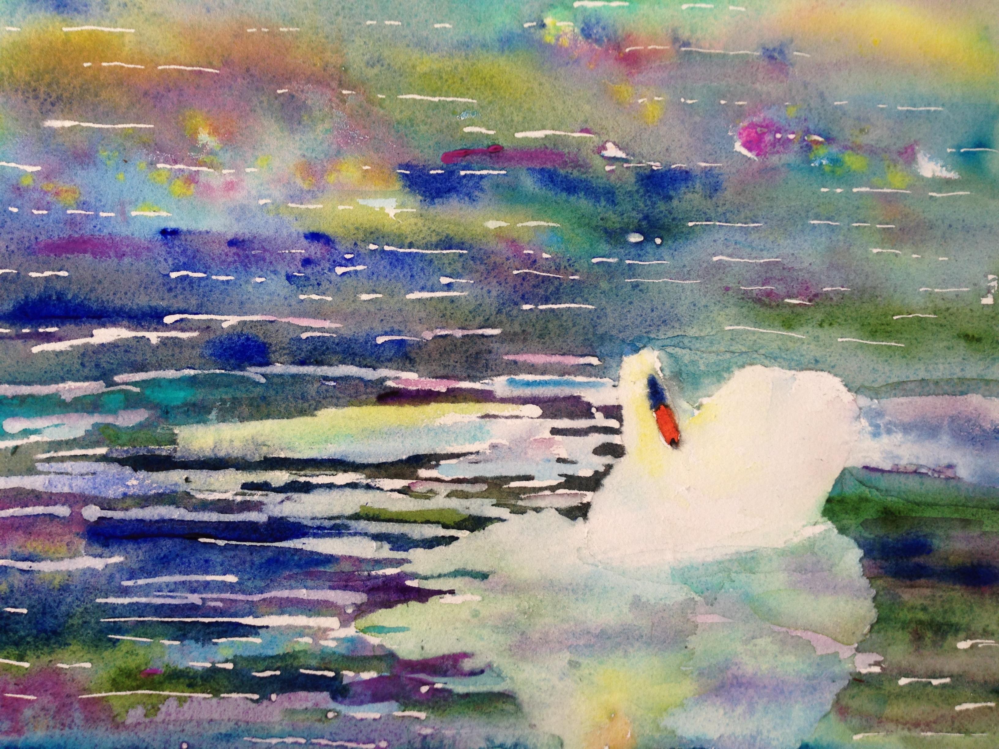 Lonesome Swan