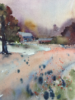 At the edge of the road ~ For Sale