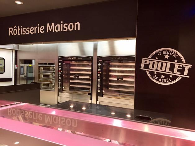 ROTISSERIE MAISON, FRANCE