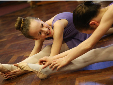 Ballet certificates