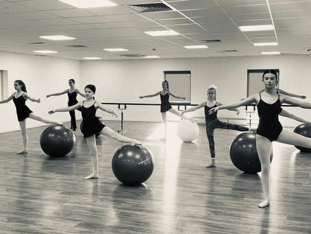 New Ballet strength and technique classes