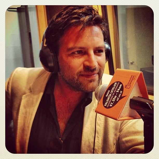 Entrevista Radio Valentín Letelier