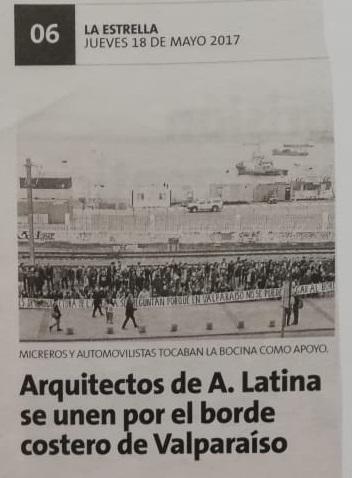 El Mercurio de Valparaíso, 18.05.2017