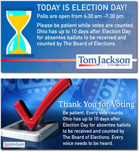 Election Day Graphics